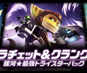 ラチェット&クランク 銀河★最強トライスターパック 6月12日発売!!