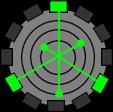ラチェット&クランク スパイシリンダー 惑星アリディア