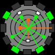 ラチェット&クランク スパイシリンダー 惑星ベルディン