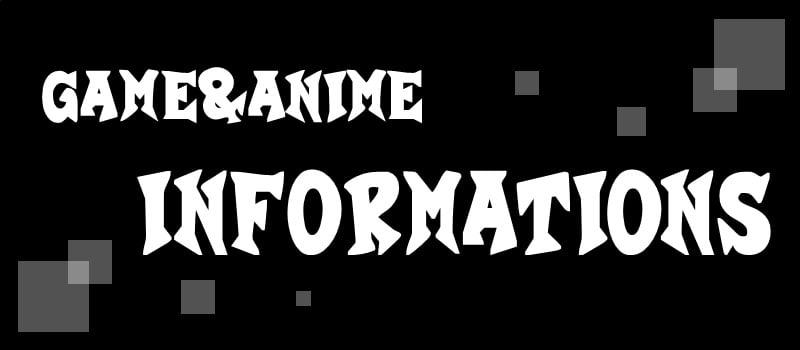 ゲームinformation