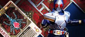 仮面ライダー剣(ブレイド) ブルーレイボックスが2015年7月8日に発売へ!