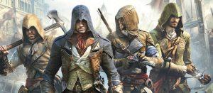 アサシンクリード, Assassin's Creed Unity アサシン クリード ユニティ 日本語吹き替え版ローンチトレーラーを公開!