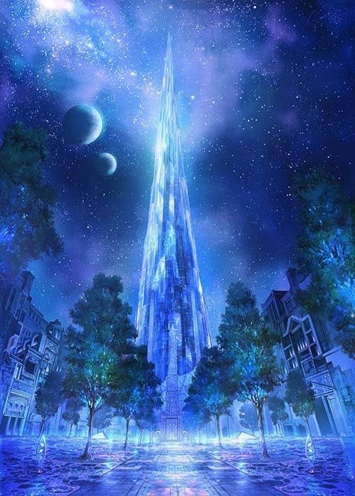 メイQノ地下ニ死ス サザンクロスと四つの塔