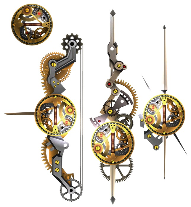 戦国BASARA4 皇 属性変化武器