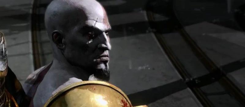 PS4版「ゴッド・オブ・ウォー3」