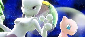 """スマッシュブラザーズ スマブラWiiU & 3DS 追加キャラクターの""""ミュウツー""""が後日有料で配信されることが判明!"""