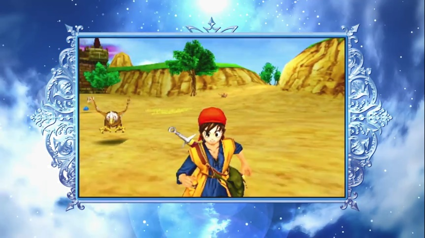 3DS DQ8