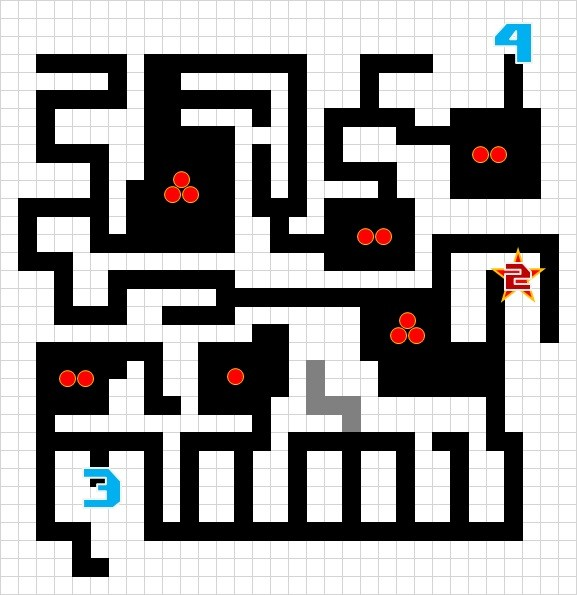 センムーの迷宮・3