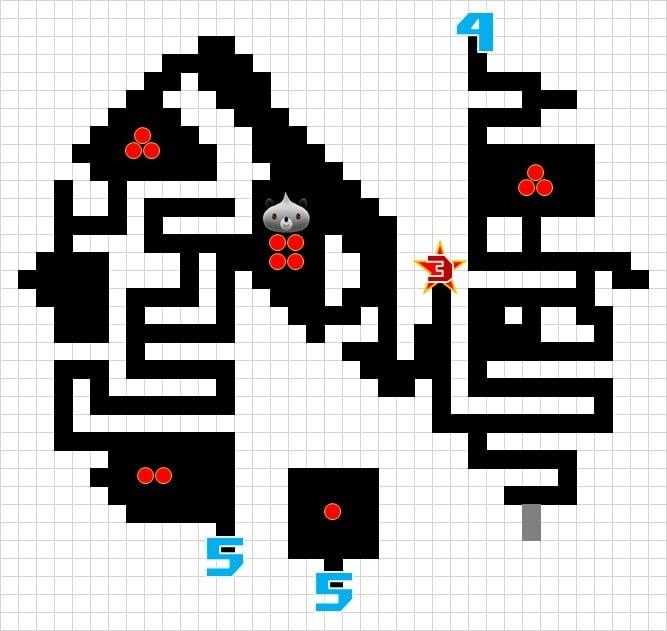 センムーの迷宮・4 and 5