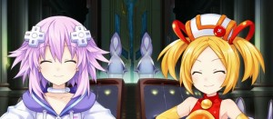 ネプテューヌVII 新次元ゲイム ネプテューヌVII DLC「ミリオンアーサーちゃん」は8月27日配信!