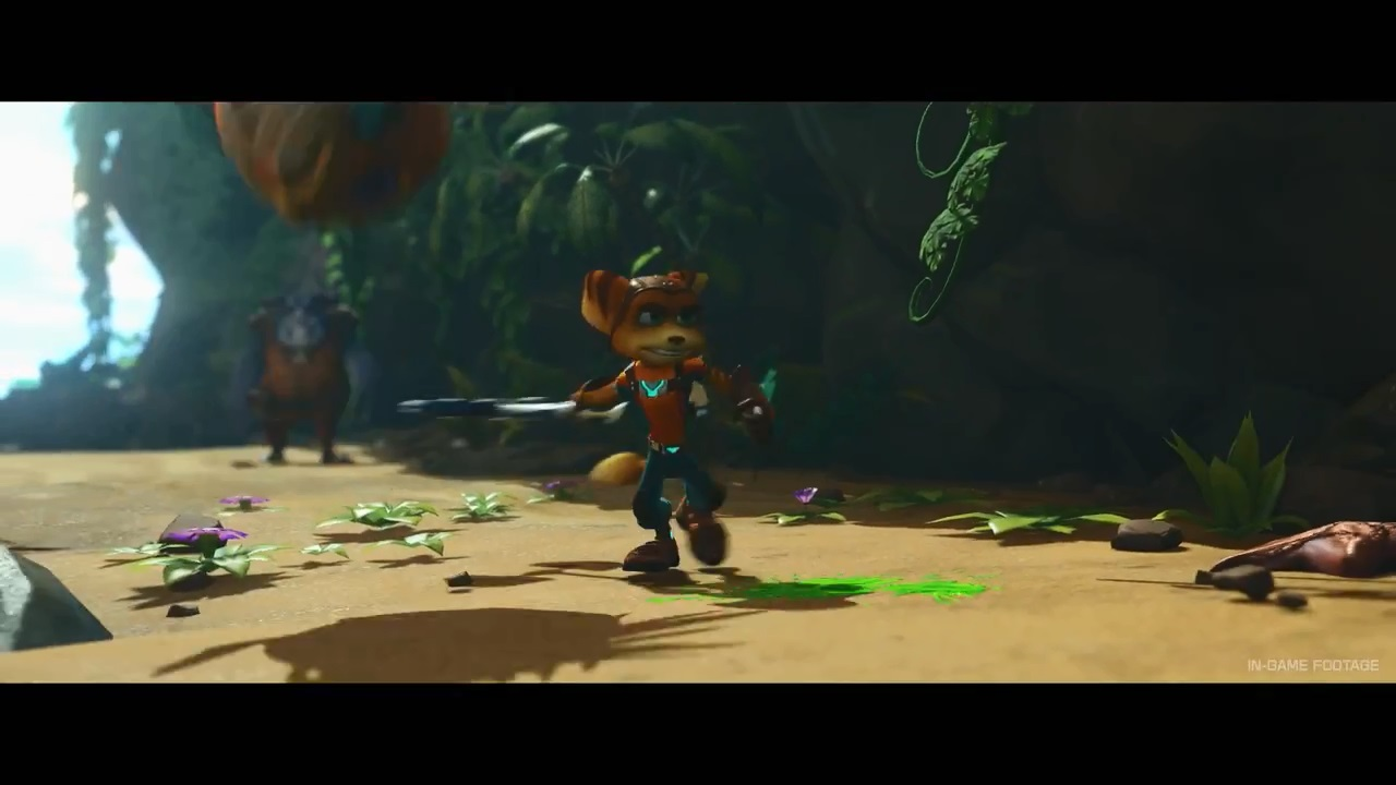 PS4ラチェット&クランク
