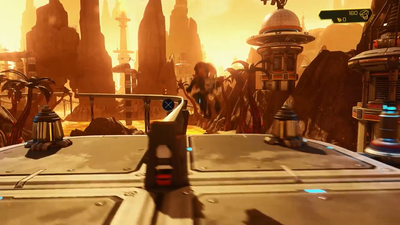 PS4版ラチェット&クランク 惑星ガスパー