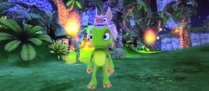 バンジョーとカズーイの大冒険, Yooka-Laylee バンカズファンは超必見!「Yooka-Laylee」のゲーム音声やBGM入りのプレイ動画が公開!