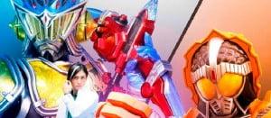 仮面ライダー鎧武 「仮面ライダー斬月/仮面ライダーバロン」が先行上映決定!仮面ライダーイドゥン役の岩田さゆりさんも来場!