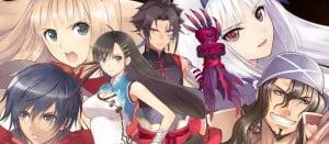 PS4・PS3「ブレードアークス from シャイニングEX」が発売決定!シャイニングシリーズの格闘ゲーム!