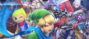 3DS「ゼルダ無双 ハイラルオールスターズ」 体験版が配信!明日発売!