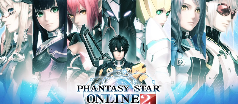 PS4 PSO2