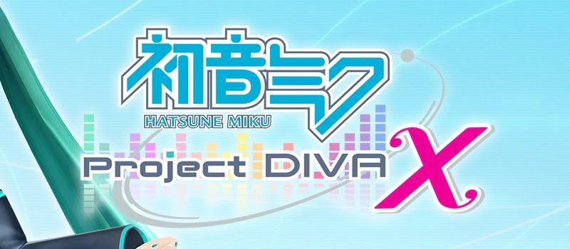 初音ミク プロジェクト ディーヴァ X