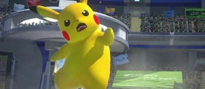 家庭用版「ポッ拳」 WiiUにて2016年に発売決定!マスクド・ピカチュウが別枠で参戦!