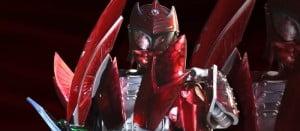 鎧武外伝第2弾 「仮面ライダーセイヴァー ブラッドザクロアームズ」 ザクロロックシードのPVが公開!