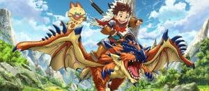 モンスターハンター ストーリーズ 「モンスターハンター ストーリーズ」 アニメ化決定!2本のゲーム版PVも公開!