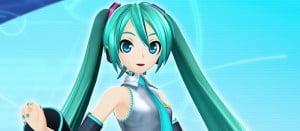 初音ミク, PSVR PS4「初音ミク -Project DIVA- X HD」 VRアップデート対応、ライブ鑑賞が可能に