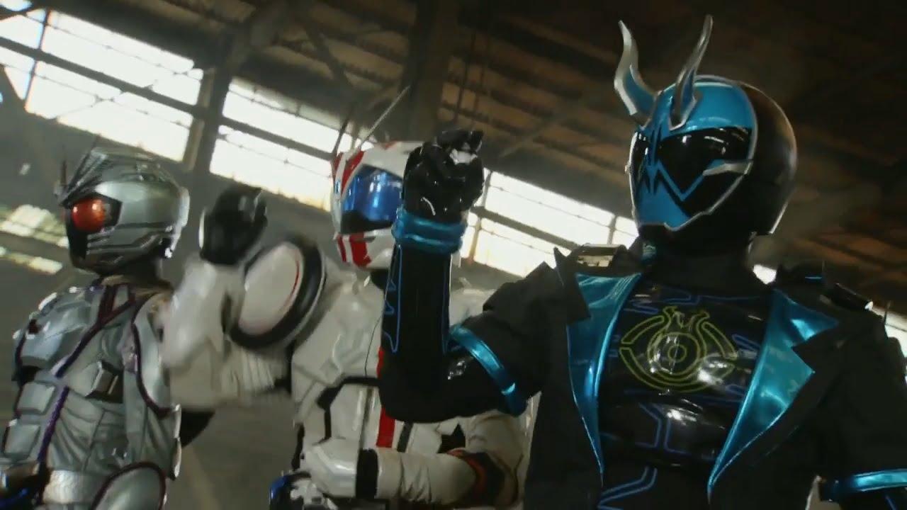 仮面ライダー ゴースト&ドライブ 超MOVIE大戦ジェネシス