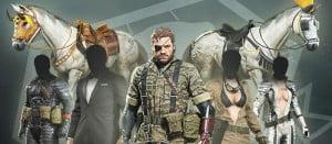 MGS5:TPP 追加DLCが配信開始!キャンペーンで使用できる衣装など7種類!