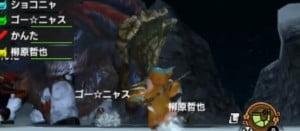 MHX 【MHX】モンスターハンタークロス 発売日が2015年11月28日に決定!「ドスマッカオ」「ディノバルド」狩猟プレイ動画も公開!