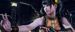 PS4版「鉄拳7」タイトルモード選択画面、新規ビジュアルなどのイメージ