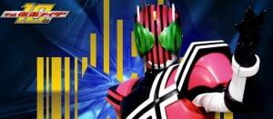 仮面ライダーディケイド ニコニコ動画で毎週1話が無料配信開始!