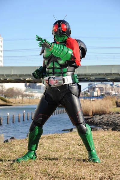 仮面ライダー1号 パワーアップ