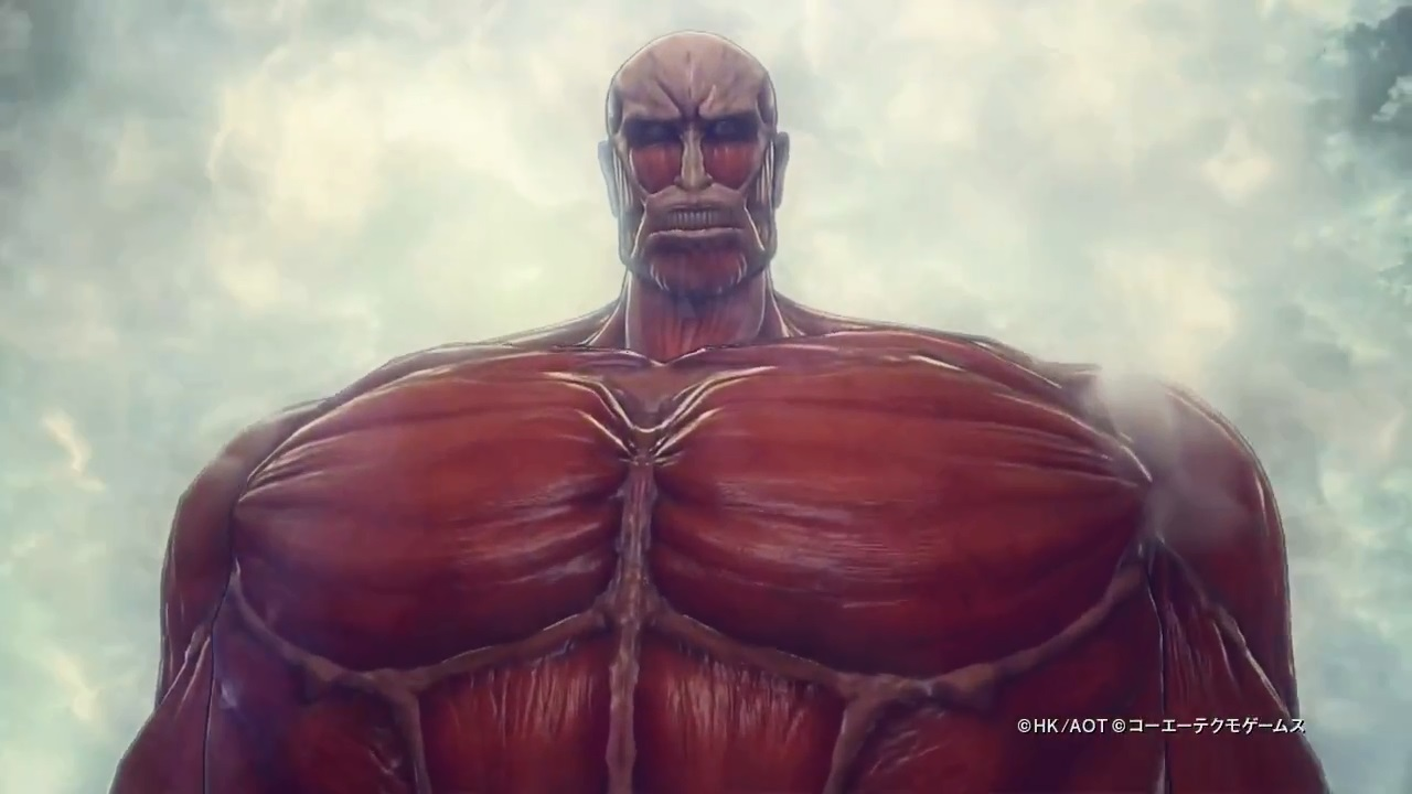 ゲーム版進撃の巨人