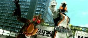 仮面ライダー バトライド・ウォー 創生 V3ホッパーや、Xのロングポール技が実装!