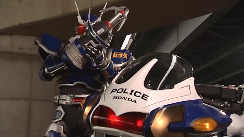 仮面ライダーG3-X