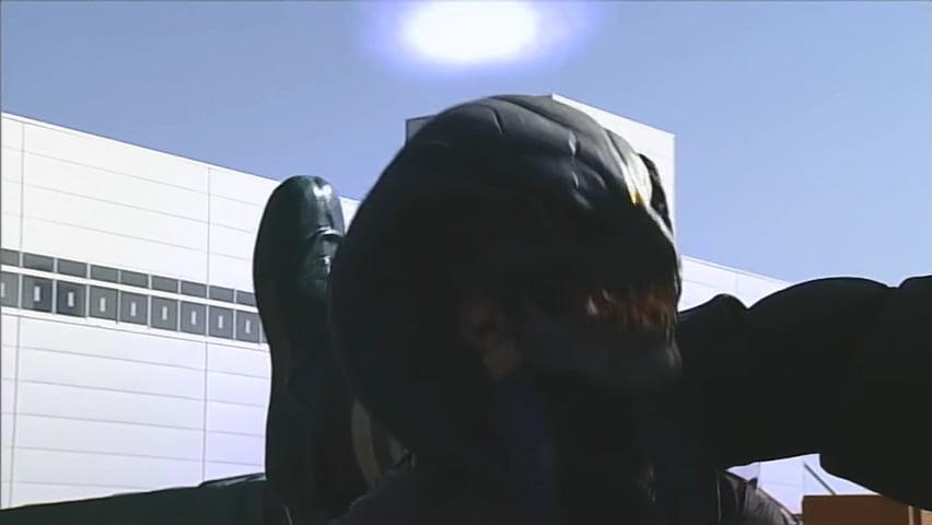 仮面ライダーギルス