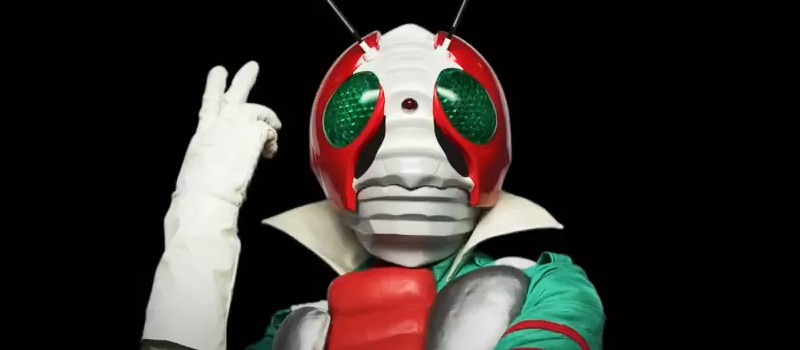 仮面ライダーV3 動画