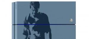 """PS4本体「アンチャーテッド4」仕様、カラー""""グレー・ブルー""""が限定で発売決定!"""