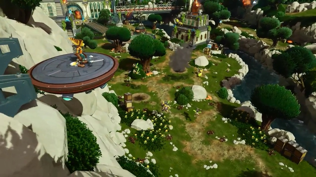 ラチェット&クランク THE GAME 惑星ノバリス