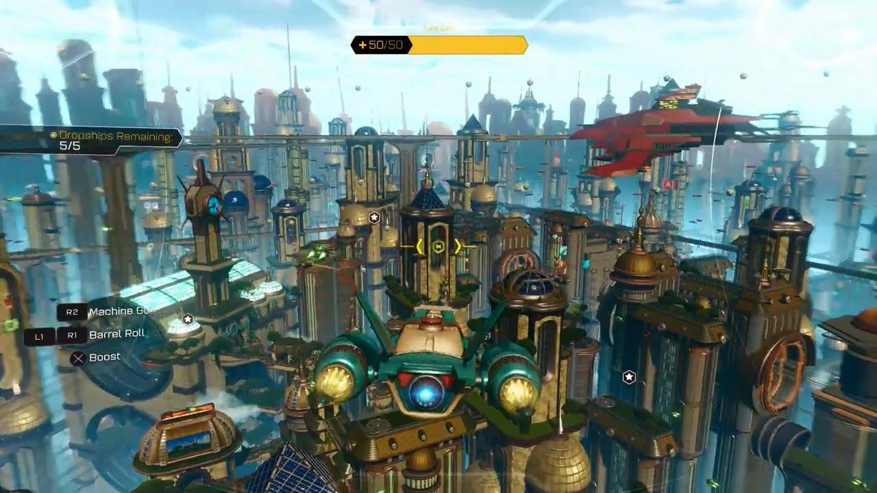 ラチェット&クランク THE GAME 惑星ケルバン