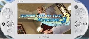 DOAX3 PSVita向けプロモーション動画が公開!グラフィックを公式でチェック!