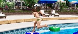 【攻略】DOAX3 「ぴょんぴょんゲーム」 ボタンを押すタイミングと、テンポが重要!
