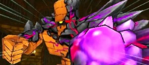 DQMJ3 ブレイクモンスターなる、半身が侵食されているような分類が登場!