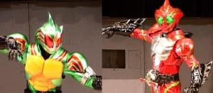仮面ライダーアマゾンズ 第1話の動画時間は45分!ボリューム満点で期待!