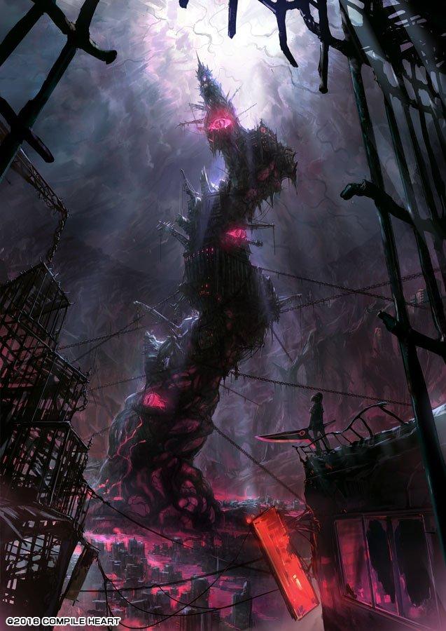 神獄塔メアリスケルター