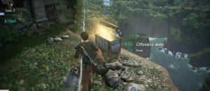アンチャーテッド4、マルチプレイにお宝を自軍に運び出すモードが搭載決定!