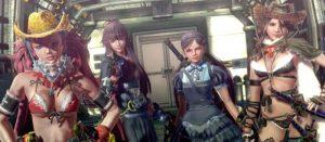 PC版「お姉チャンバラZ2」が本日より配信予定、日本語でも楽しめる!