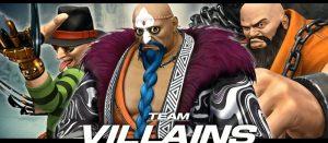 THE KING OF FIGHTERS XIV, THE KING OF FIGHTERS KOF14 サウスタウンチーム「ギース」「ビリー」「ハイン」プロフィールが公開!