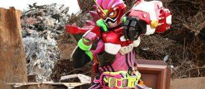 仮面ライダーエグゼイド、ドラゴナイトハンターガシャットで変身するレベル5形態!これはモンハン!【】