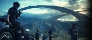 FF15, FF FFXV 大型モンスター「スモークアイ」との戦闘も収録したプレイ動画が公開!ファントムソードの入手場所も!